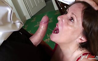 Good old Greek hardcore have sex performed excellently by horny mature lady exotic british isles
