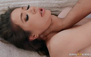 After oral sex Bianca Burke is ready for the best fuck with her friend