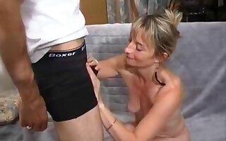 Hard amp Loud French Granny Assfuck Excellent mature mature porn granny old cumshots cumshot