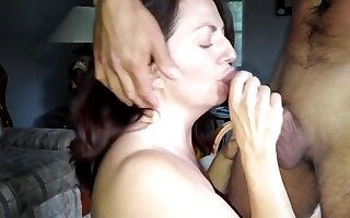Mature loves ass to mouth